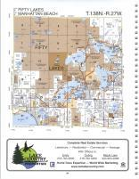 Fifty Lakes, Manhattan T138N-R27W, Crow Wing County 2001